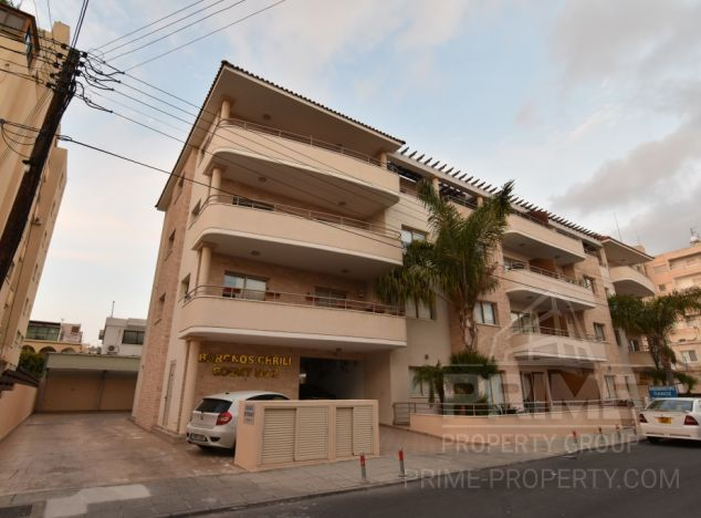 Cyprus property, Apartment for sale ID:9769