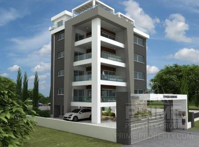 Cyprus property, Apartment for sale ID:9773