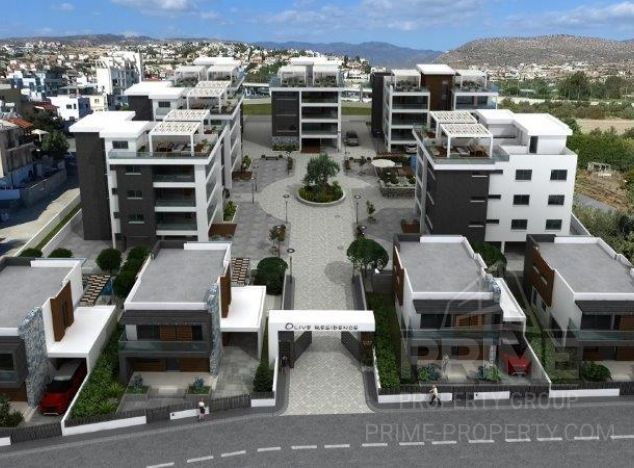 Cyprus property, Apartment for sale ID:9780