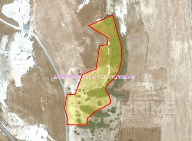Cyprus property, Land for sale ID:9791