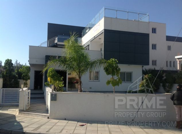 Cyprus property, Apartment for sale ID:980