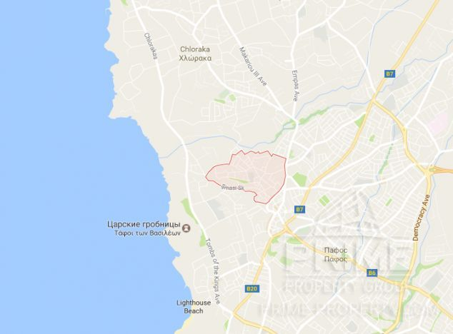 Cyprus property, Land for sale ID:9800