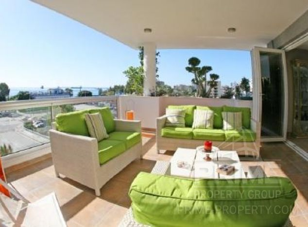 Cyprus property, Penthouse for sale ID:987