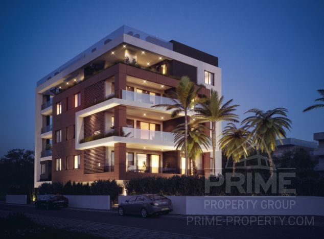 Cyprus property, Apartment for sale ID:9884