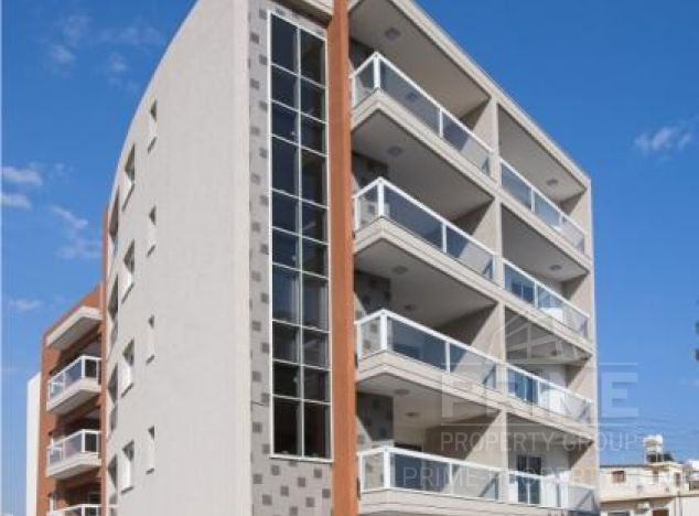 Cyprus property, Apartment for sale ID:989