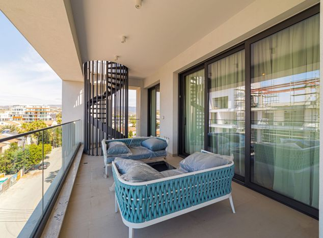 Penthouse 9891 on sell in Limassol