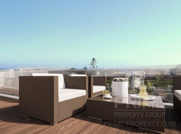 Cyprus property, Penthouse for sale ID:9891