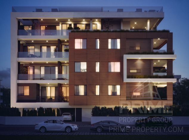 Cyprus property, Penthouse for sale ID:9892