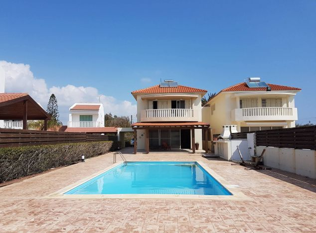 Cyprus property, Villa for holiday rent ID:9911