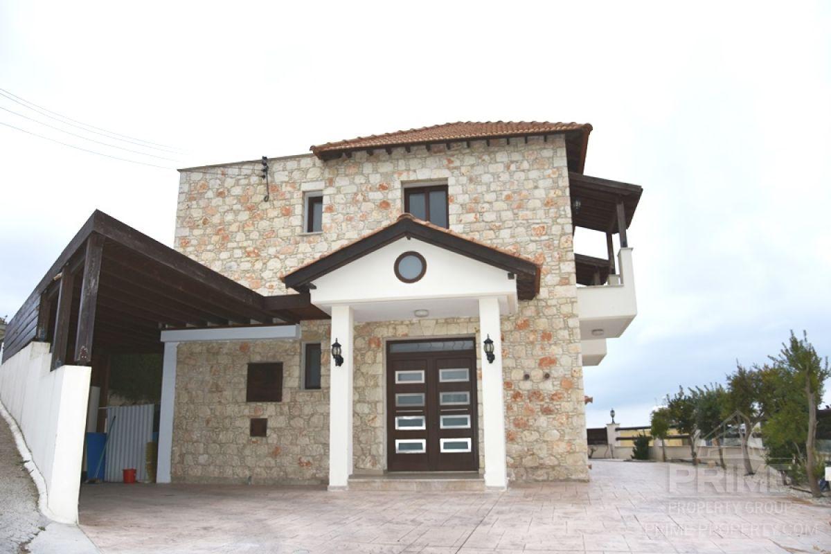 Предложение № 9922 - Paphos, Villa 180 м2