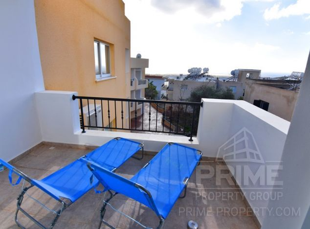 Cyprus property, Apartment for holiday rent ID:9934