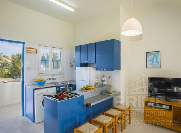 Cyprus property, Apartment for holiday rent ID:9945