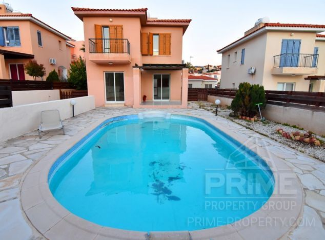 Cyprus property, Villa for sale ID:9950