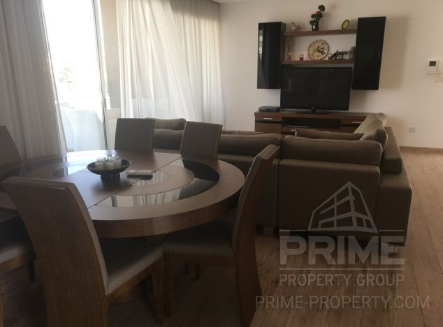 Cyprus property, Penthouse for rent ID:9961