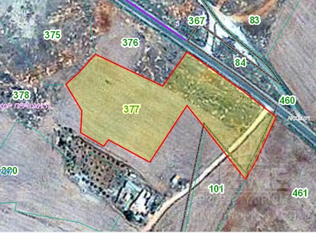 Cyprus property, Land for sale ID:9981