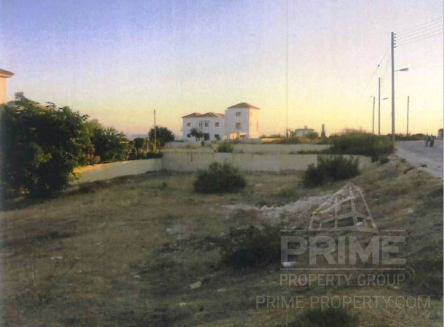 Cyprus property, Land for sale ID:9988